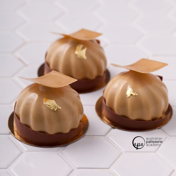 Pastry Creation by Karim Bourgi