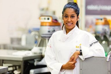 Natalie Colombege Wins Apromo Trading Excellence in Patisserie Scholarship