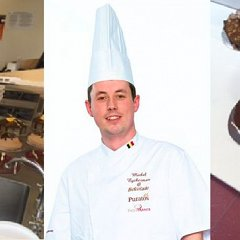 Michel Eyckerman Chocolate Masterclasses