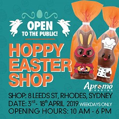 HOPPY EASTER SHOP