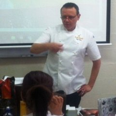 Chocolate Masterclasses by Filip Tibos