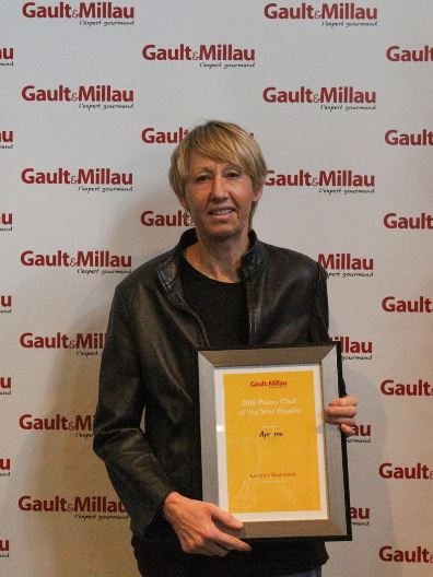 Pastry Chef of the Year lorraine Godsmark