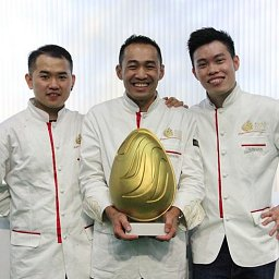 Dobla Chef Otto Tay Wins Asian Pastry Cup