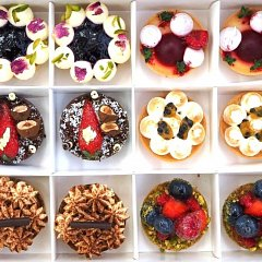 Tartlet Bakery Samples