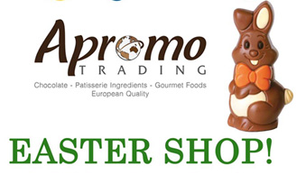 Apromo Easter shop now open!!