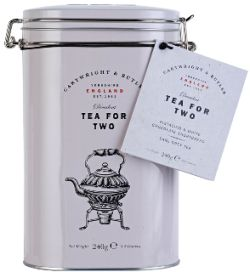 240g Duo Tin - Tea For Two