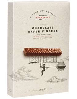 200g Chocolate Wafer Fingers