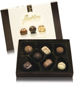 100g Butlers Chocolate Collection