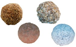 Dusted Round Truffles Assorted