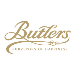 Butlers logo.