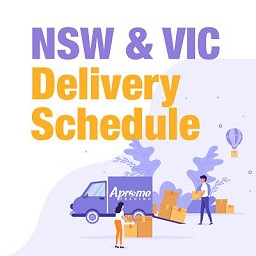 NSW & VIC Delivery Schedule