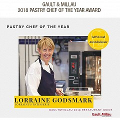 Gault & Millau Pastry Chef of the Year