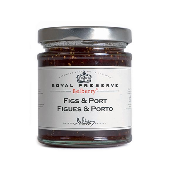 Fig & Port Preserve