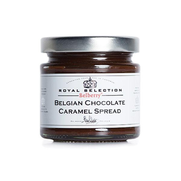 Belgian Chocolate Caramel Spread
