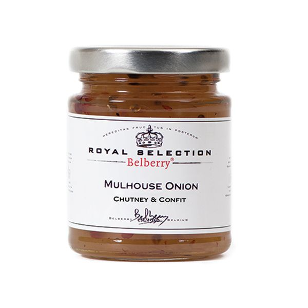 Mulhouse Onion Confit