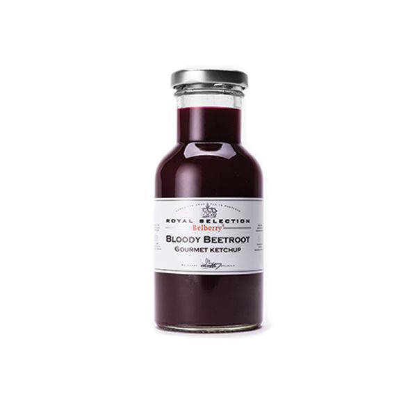 Bloody Beetroot Gourmet Sauce