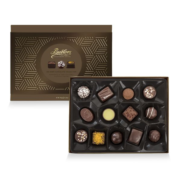 185g Chocolate Dark Collection