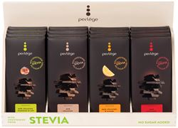 Tablets 4 Assorted Stevia Wooden Display Box